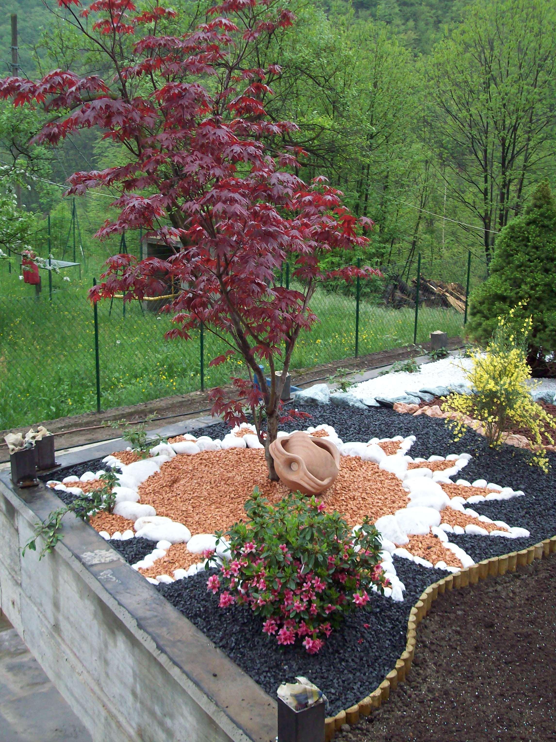 I nostri servizi - Giardini con pietre bianche ...